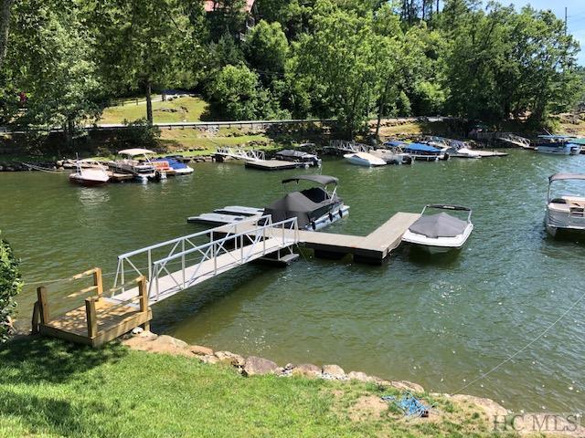 F2 Cedar Point Landing, Glenville, NC 28736 (MLS #91306) :: Pat Allen Realty Group