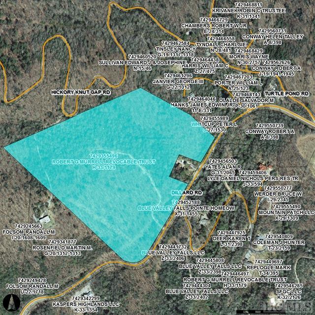 tba Dillard Road, Highlands, NC 28741 (MLS #91385) :: Pat Allen Realty Group