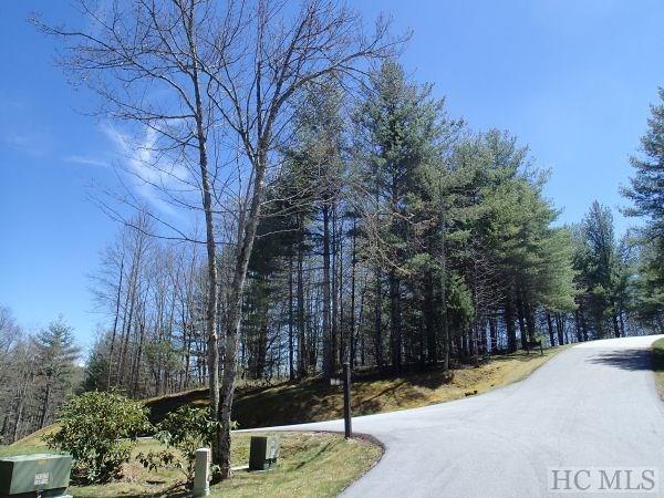 Lot 16 Trillium Ridge Road, Cullowhee, NC 28723 (MLS #91411) :: Berkshire Hathaway HomeServices Meadows Mountain Realty