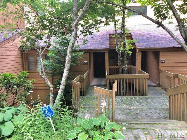 21 Emerald Crest Road #54, Cashiers, NC 28171 (MLS #91690) :: Berkshire Hathaway HomeServices Meadows Mountain Realty
