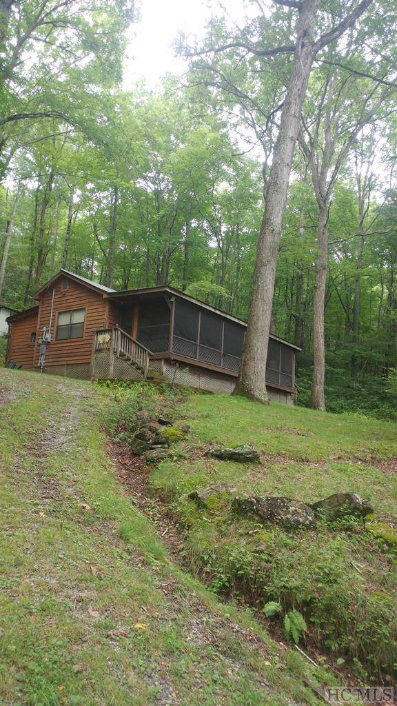 494 Memory Lane, Cullowhee, NC 28723 (MLS #91754) :: Berkshire Hathaway HomeServices Meadows Mountain Realty