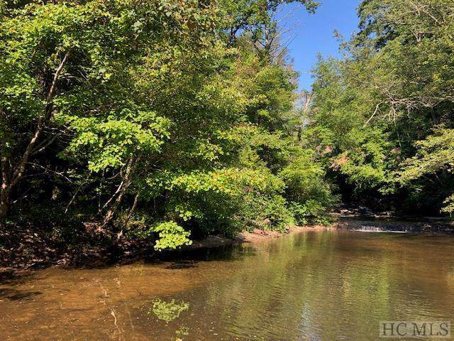 TBD Cherokee Trail, Sapphire, NC 28717 (MLS #91809) :: Berkshire Hathaway HomeServices Meadows Mountain Realty