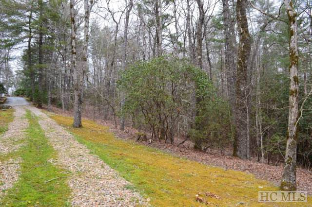 L-8 Silver Springs Road, Cashiers, NC 28717 (MLS #91857) :: Berkshire Hathaway HomeServices Meadows Mountain Realty