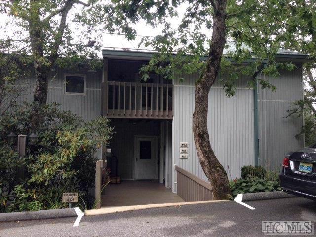 403 V Z Top #403, Highlands, NC 28741 (MLS #91929) :: Pat Allen Realty Group