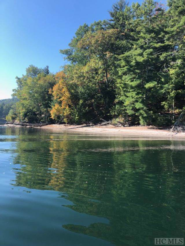 9 Buck Knob Island, Glenville, NC 28736 (MLS #92172) :: Berkshire Hathaway HomeServices Meadows Mountain Realty