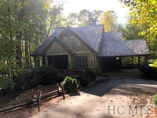 45 Mayapple Road, Cashiers, NC 28717 (MLS #92247) :: Berkshire Hathaway HomeServices Meadows Mountain Realty