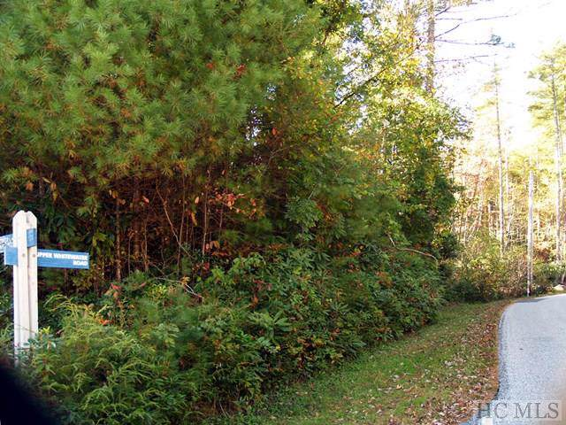 Lot 50 Whisper Lake Drive, Sapphire, NC 28774 (MLS #92255) :: Berkshire Hathaway HomeServices Meadows Mountain Realty