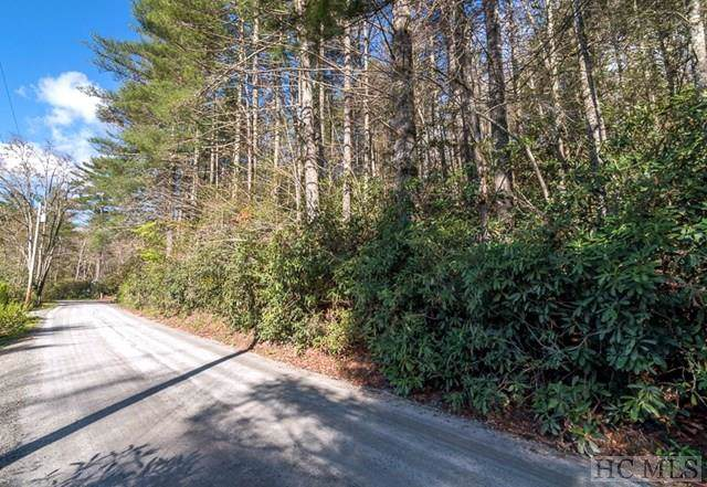 TBD Lance Road, Cashiers, NC 28717 (MLS #92366) :: Berkshire Hathaway HomeServices Meadows Mountain Realty