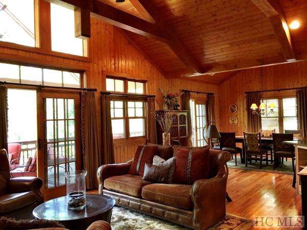 127 Cart Path, Cullowhee, NC 28723 (MLS #92397) :: Berkshire Hathaway HomeServices Meadows Mountain Realty