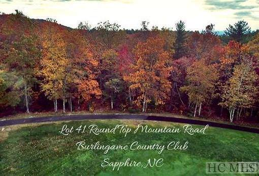 Lot 31 Round Top Mountain Road, Sapphire, NC 28774 (MLS #92435) :: Landmark Realty Group