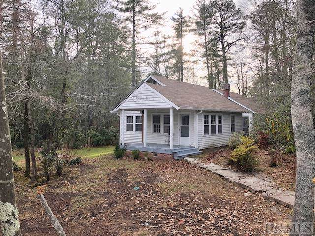 95 Us 64W, Cashiers, NC 28717 (MLS #92463) :: Pat Allen Realty Group