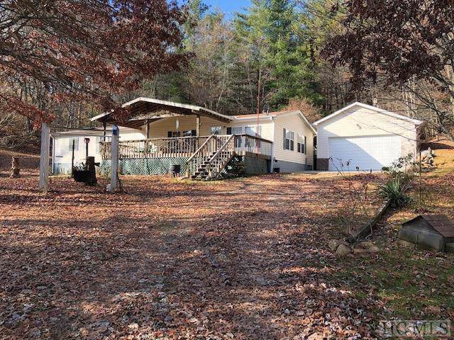 5828 Pinecreek Road, Cullowhee, NC 28723 (MLS #92469) :: Pat Allen Realty Group