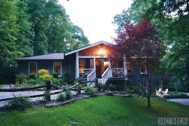 127 Highview Road, Cashiers, NC 28717 (MLS #92653) :: Pat Allen Realty Group