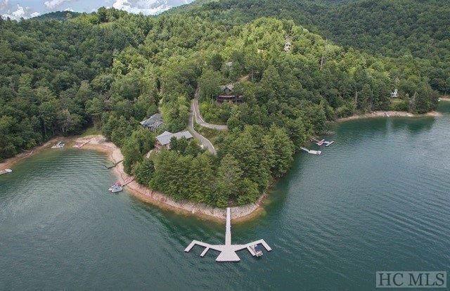 00 Nantahala Road, Aquone, NC 28781 (MLS #92663) :: Berkshire Hathaway HomeServices Meadows Mountain Realty