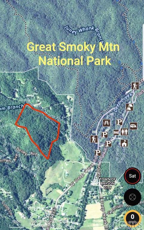 81 Deep Creek Cemetery Road, Bryson City, NC 28713 (MLS #92848) :: Pat Allen Realty Group