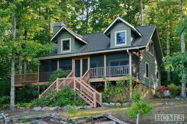 401 Scotch Highlands Loop, Sapphire, NC 28717 (MLS #92889) :: Berkshire Hathaway HomeServices Meadows Mountain Realty