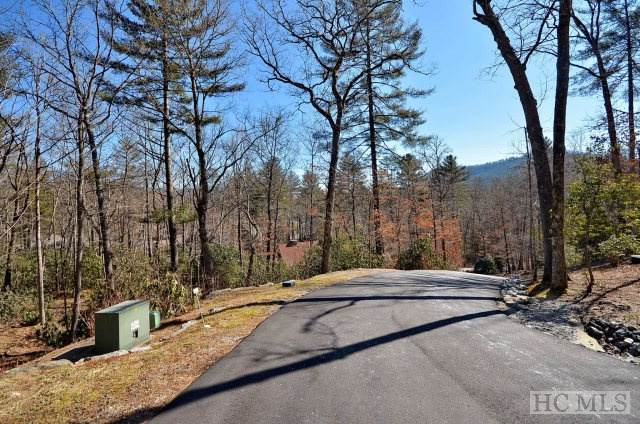Lot 15 Rock Mountain Road, Sapphire, NC 28774 (MLS #93045) :: Pat Allen Realty Group