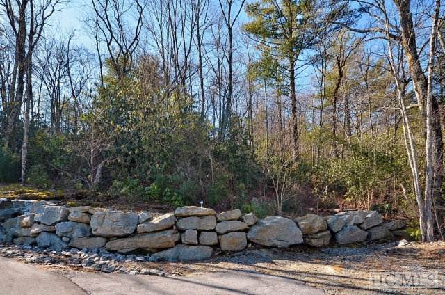Lot 32 Rock Mountain Road, Sapphire, NC 28774 (MLS #93047) :: Pat Allen Realty Group