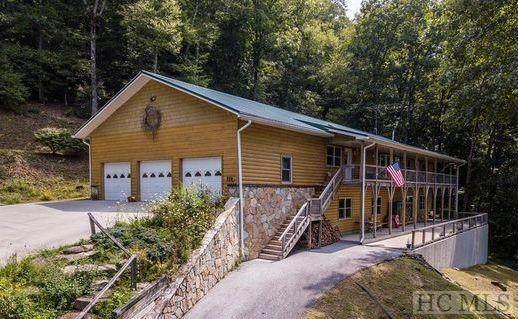 325 Bob Long Mountain Road, Scaly Mountain, NC 28775 (MLS #93554) :: Pat Allen Realty Group