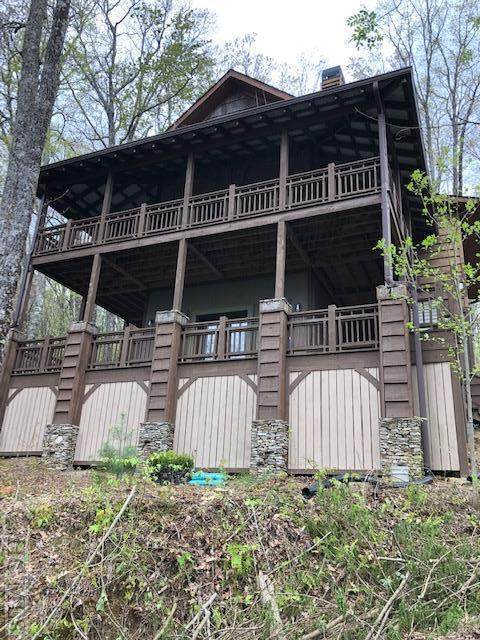 36 White Tail Court, Sapphire, NC 28774 (MLS #93578) :: Pat Allen Realty Group