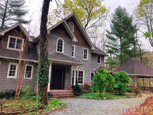 45 Golf View Road, Sapphire, NC 28774 (MLS #93586) :: Pat Allen Realty Group