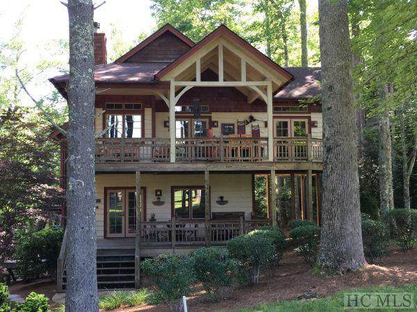 114 First Tee Trail #1, Cashiers, NC 28717 (MLS #93840) :: Berkshire Hathaway HomeServices Meadows Mountain Realty