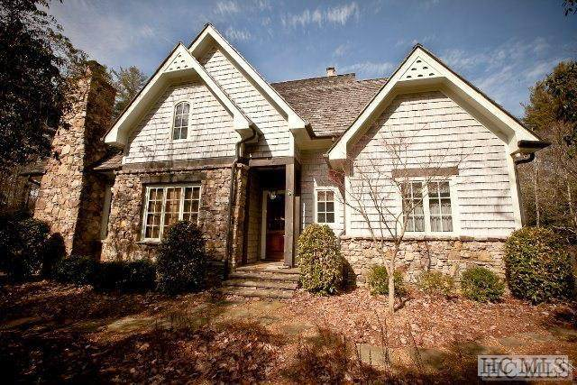 1266 Bowery Road, Highlands, NC 28741 (MLS #93891) :: Berkshire Hathaway HomeServices Meadows Mountain Realty