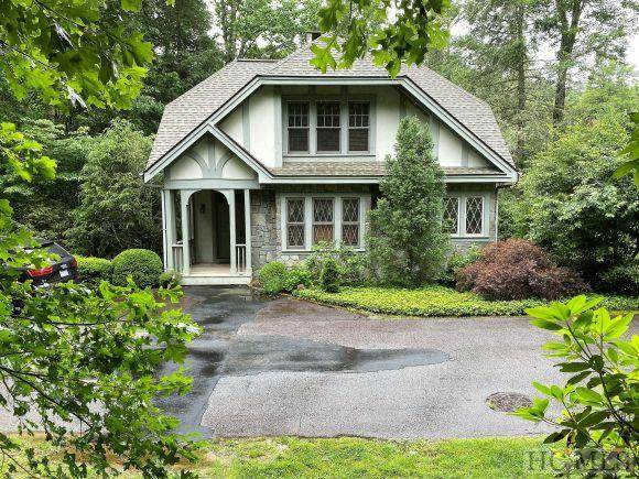 36 Green Haven, Cashiers, NC 28717 (MLS #93939) :: Berkshire Hathaway HomeServices Meadows Mountain Realty
