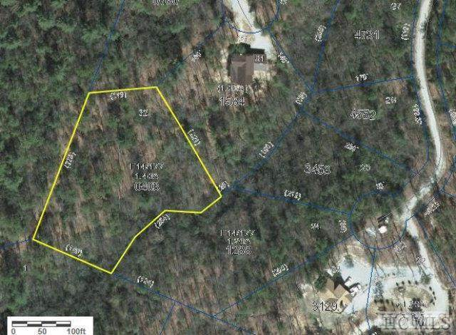 Lot 32 West View Road, Rosman, NC 28772 (MLS #94121) :: Pat Allen Realty Group