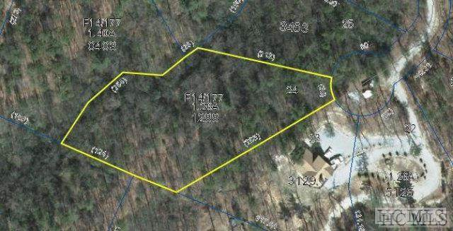 Lot 24 East View Road, Rosman, NC 28772 (MLS #94144) :: Pat Allen Realty Group