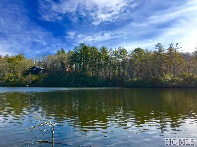 Lot 3 Arnold Road, Highlands, NC 28741 (MLS #94221) :: Berkshire Hathaway HomeServices Meadows Mountain Realty