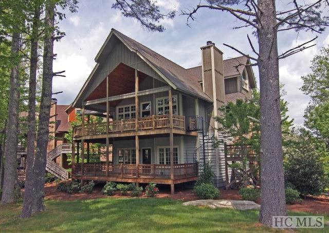 76B First Tee Trail B, Cashiers, NC 28717 (MLS #94307) :: Berkshire Hathaway HomeServices Meadows Mountain Realty