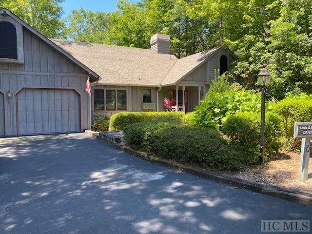 30 Cottage Drive, Sapphire, NC 28774 (MLS #94397) :: Pat Allen Realty Group