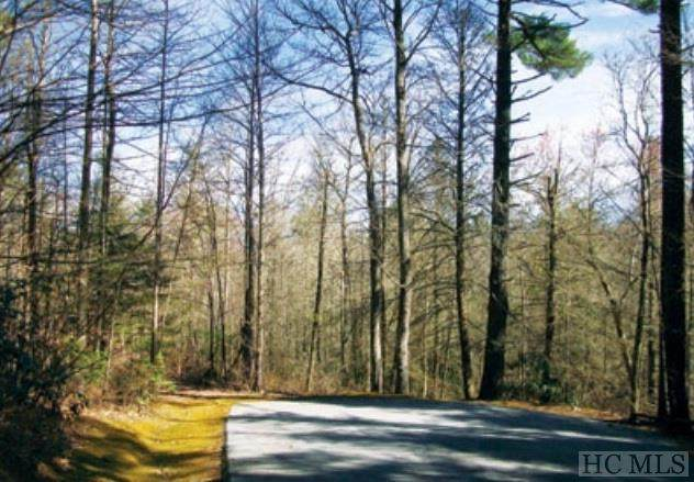 Lot 25 Cliff Ridge, Cashiers, NC 28717 (MLS #94514) :: Berkshire Hathaway HomeServices Meadows Mountain Realty