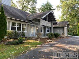 111 Chestnut Hill Drive, Highlands, NC 28741 (MLS #94641) :: Pat Allen Realty Group