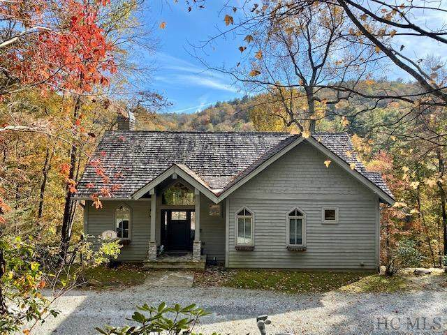 Glenville, NC 28717 :: Berkshire Hathaway HomeServices Meadows Mountain Realty