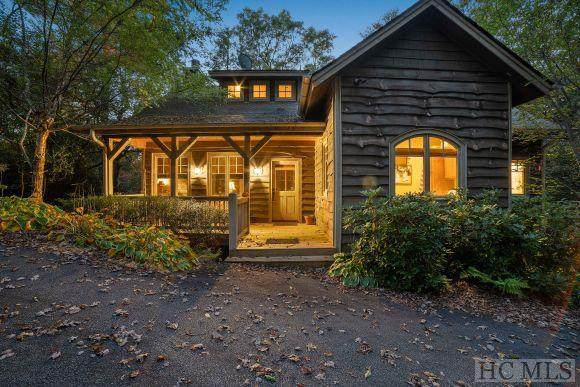 51 Arbor Green, Cashiers, NC 28717 (MLS #95232) :: Berkshire Hathaway HomeServices Meadows Mountain Realty