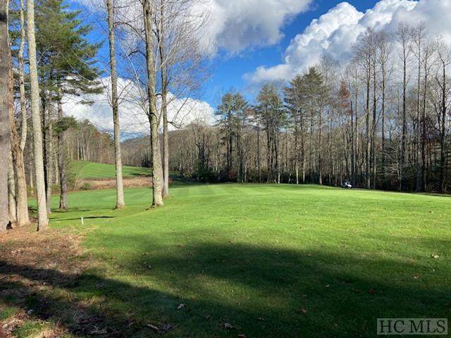 Lot 297 Links Drive, Cashiers, NC 28717 (MLS #95249) :: Berkshire Hathaway HomeServices Meadows Mountain Realty
