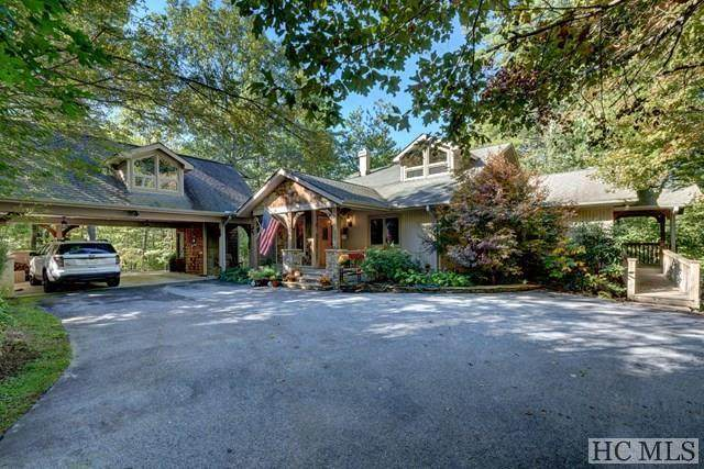 177 Mountain Shadows Drive, Highlands, NC 28741 (MLS #95339) :: Berkshire Hathaway HomeServices Meadows Mountain Realty