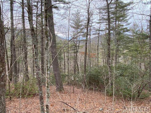 Lot 18 Beckonridge Trail, Sapphire, NC 28774 (MLS #95667) :: Berkshire Hathaway HomeServices Meadows Mountain Realty