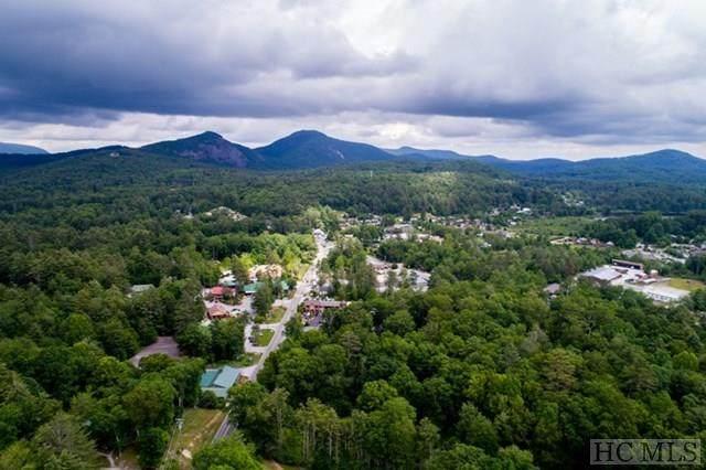 none Slab Town Road, Cashiers, NC 28717 (#95749) :: High Vistas Realty