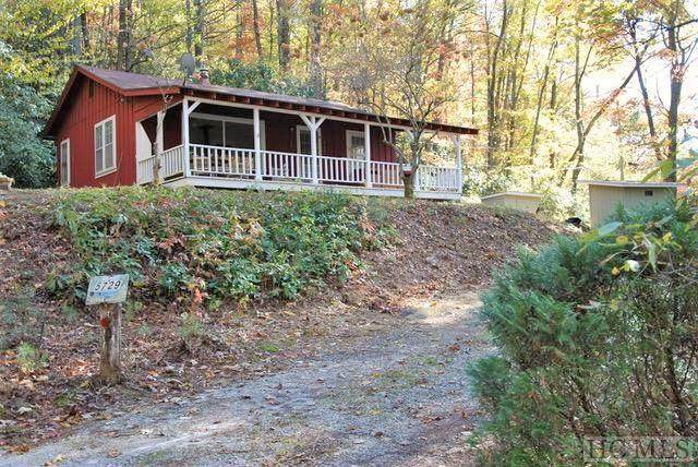 5729 North Norton Road, Cullowhee, NC 28723 (MLS #95901) :: Berkshire Hathaway HomeServices Meadows Mountain Realty