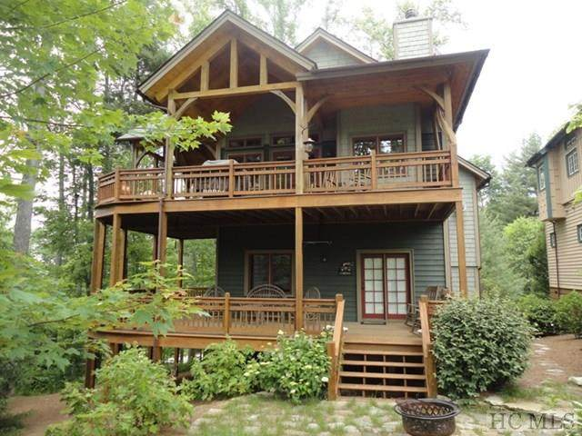 586 Links Dr #1, Cashiers, NC 28717 (MLS #96053) :: Berkshire Hathaway HomeServices Meadows Mountain Realty