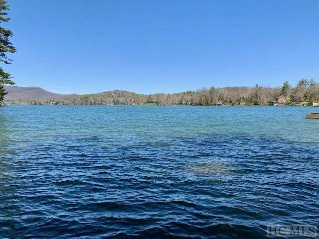 A3 North East Shore Drive, Lake Toxaway, NC 28747 (MLS #96093) :: Berkshire Hathaway HomeServices Meadows Mountain Realty