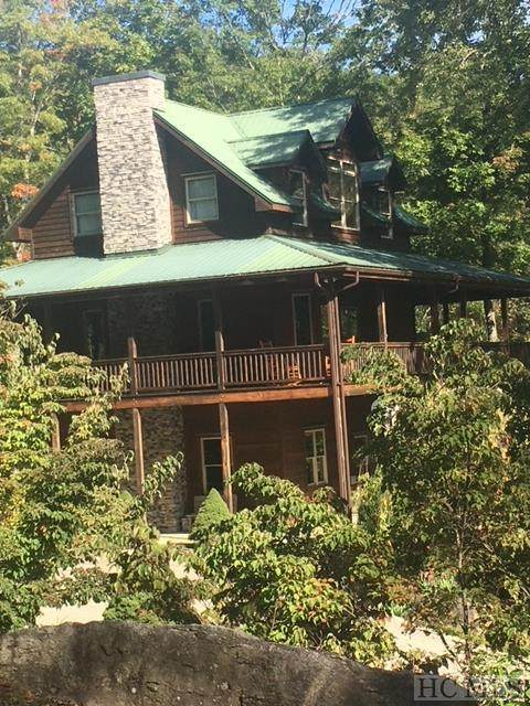 6023 Canada Road, Tuckasegee, NC 28783 (MLS #96156) :: Berkshire Hathaway HomeServices Meadows Mountain Realty
