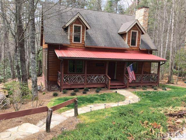 373 Catesby Trail, Cashiers, NC 28717 (MLS #96209) :: Pat Allen Realty Group