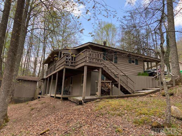 116 Shoal Creek Road, Scaly Mountain, NC 28775 (MLS #96334) :: Pat Allen Realty Group