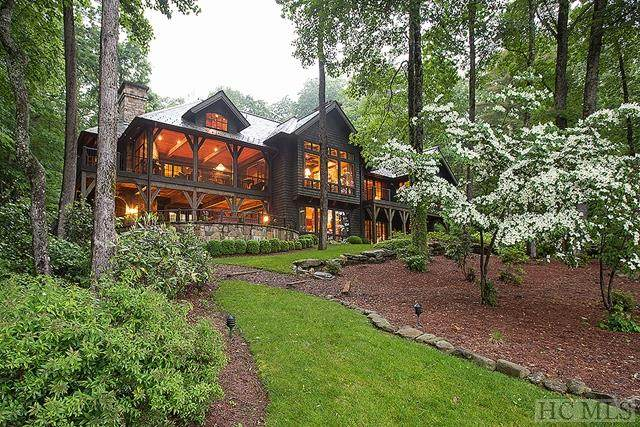 151 Cardinal Drive East, Lake Toxaway, NC 28747 (MLS #96343) :: Berkshire Hathaway HomeServices Meadows Mountain Realty