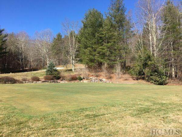 Lot #6 Trellis Lane, Cullowhee, NC 28723 (MLS #96371) :: Berkshire Hathaway HomeServices Meadows Mountain Realty