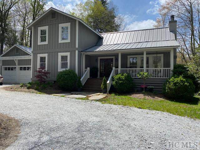 90 Hickory Drive, Highlands, NC 28741 (MLS #96483) :: Berkshire Hathaway HomeServices Meadows Mountain Realty